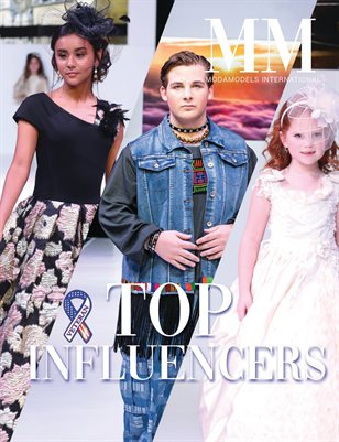 MODAMODELS International Top Influencers