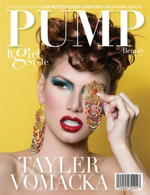 PUMP Magazine Editorial Edition July 2017