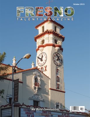 Fresno Talent Magazine October 2015 Edition
