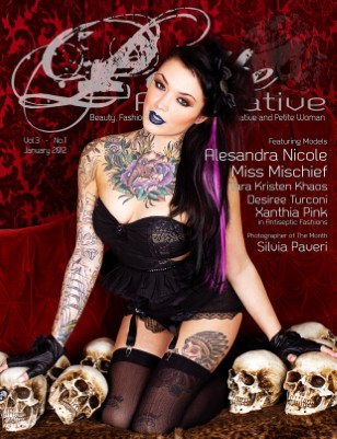 The Petite Alternative - January 2012 - Cover 2