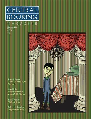 CENTRAL BOOKING Magazine November 2011