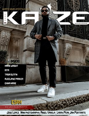 Kayze Magazine issue 20 (esam)