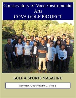 COVA Sports & Golf Magazine