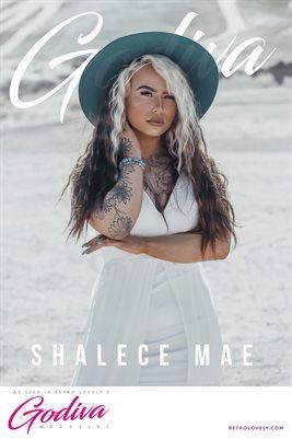 GODIVA No.8 – SHALECE MAE Cover Poster