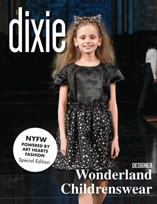 Dixie Magazine - NYFW Wonderland Childrenswear Special Edition (Double Cover)