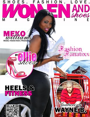 Women and Shoes Magazine - Issue 4 | April 2014