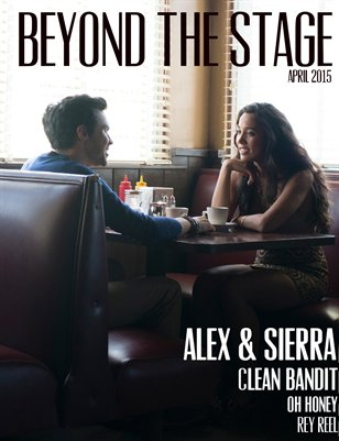 Beyond The Stage Magazine - April 2015