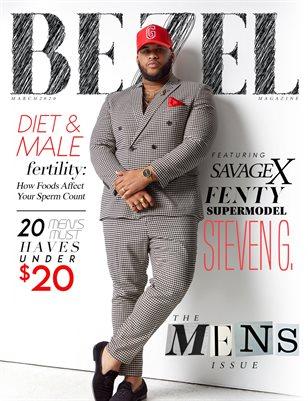 BEZEL Magazine; The Men's Issue2