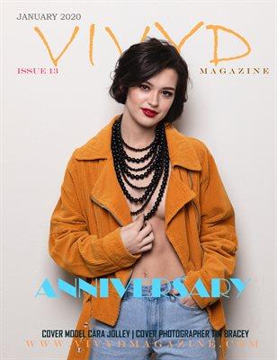 VIVYD Magazine Anniversary Edition Issue #13