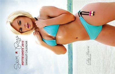2015 Swim Rags/Hottie Shots Calendar