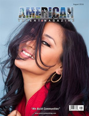 American Talent Magazine August 2016 Edition