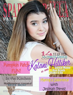 2014 Fall Issue Sparkle Bella Magazine