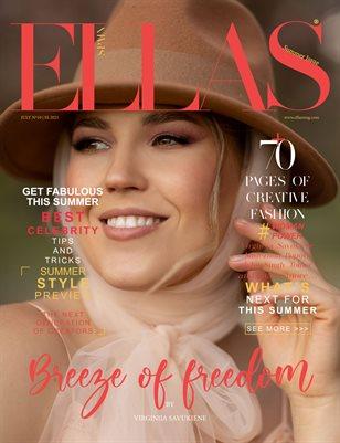 ELLAS Magazine | The July Fashion & Beauty Edition | Vol.10 | 2021
