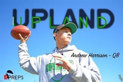 Andrew Harrison Upland QB