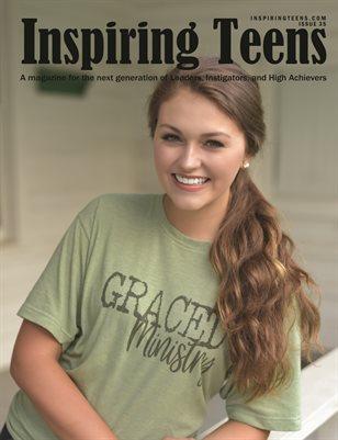 Issue 35 of Inspiring Teens Magazine