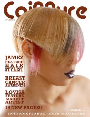 Coiffure Magazine (Nov/Dec-Vol.III 2010)