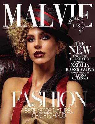 MALVIE Magazine The Artist Edition Vol 173 March 2021