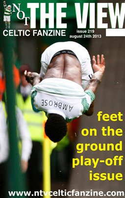 Not The View Celtic Fanzine Issue 219