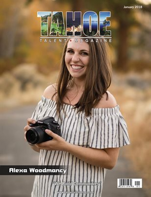 Tahoe Talent Magazine January 2018 Edition