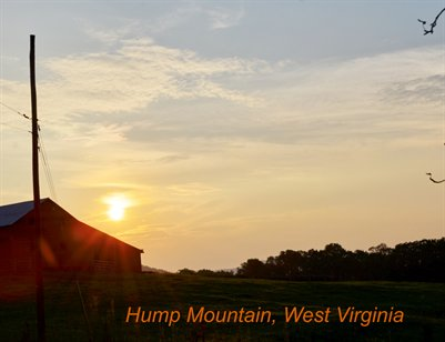 Hump Mountain, West Virginia