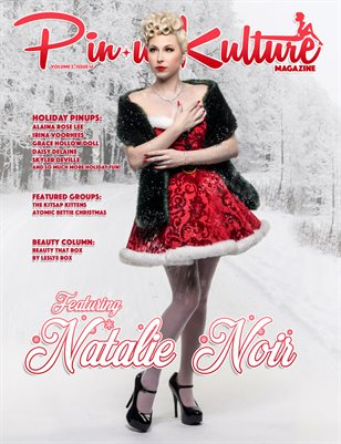 Pinup Kulture Magazine Volume 2, Issue 14