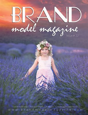 Brand Model Magazine  Issue 22