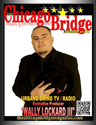 "5Star Award Winning Producer Wally Lockard III of ""Urban Grind TV"""