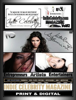 Indie Celebrity Magazine Vol#2
