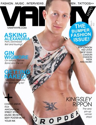 VanityHype magazine issue 22