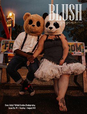BLUSH Magazine | Issue 39 | Cosplay