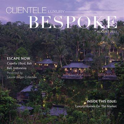 BESPOKE by Clientele Luxury August 2021