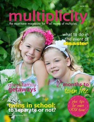 Multiplicity - Spring 2013