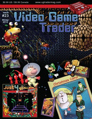 Video Game Trader #23 (Winter 2012)