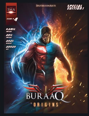 "BURAAQ ISSUE #4 - ""ORIGINS"" - Special Edition"