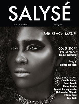 SALYSÉ Magazine | Vol 3:No 2 | January 2017 |