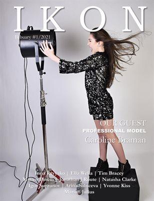 IKON Magazine (February #1/2021)
