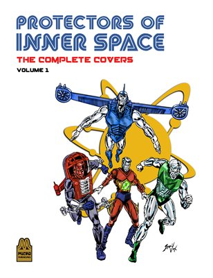 Protectors of Inner Space - The Complete Covers Vol.1