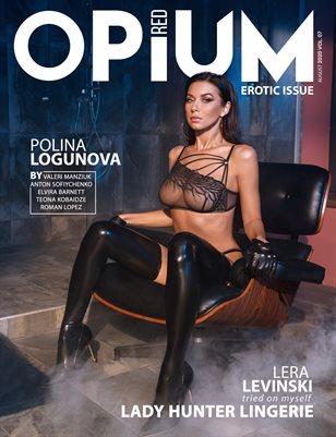 #08 Opium Red August Erotic Issue vol 7