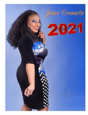 Jonice 2021 calendar