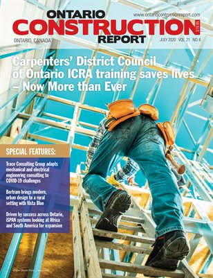 Ontario Construction Report (July 2020)