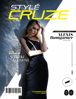 NOVEMBER 2020 Issue (Vol: 80) | STYLÉCRUZE Magazine