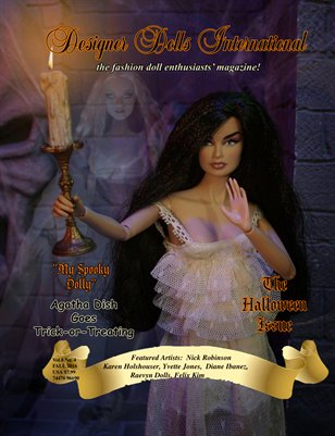 Designer Dolls - Halloween Issue 2016