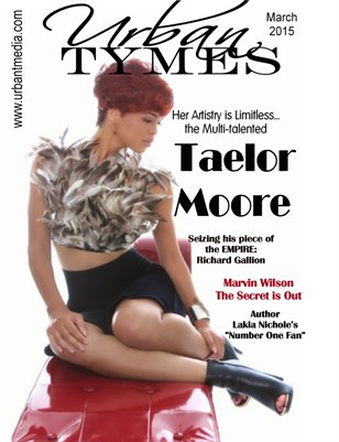 March 2015 Issue Featuring Taelor Moore
