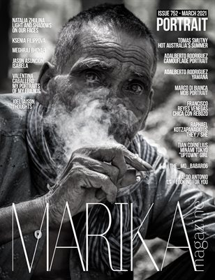MARIKA MAGAZINE PORTRAIT (ISSUE 752 - MARCH)