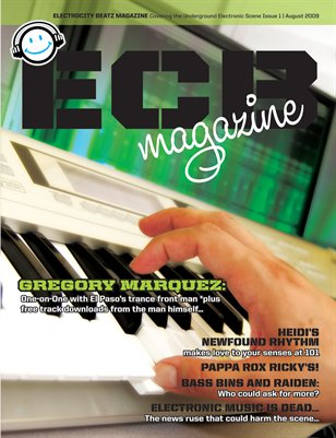 ECB Magazine August 2009 Issue 1