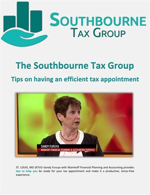 The Southbourne Tax Group: Tips on having an efficient tax appointment