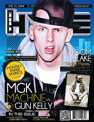 The Hype Magazine - Issue #52