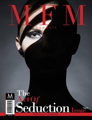 McGlory Fashion Magazine (MFM) Boudoir Vol 1