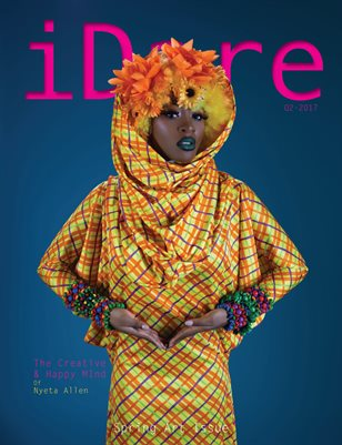 iDare Magazine Q2-2017