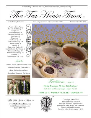 The Tea House Times Sept/Oct2012 issue